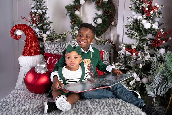 Carter Christmas 2020