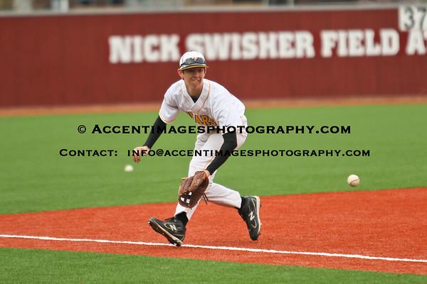 UA Baseball Game 1 3/31/12