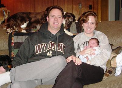 The Ballard Family