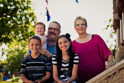 Renfro Family Portraits