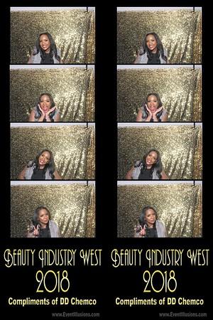 Beauty Industry West 2018