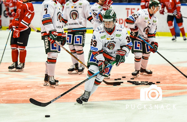 J20 SuperElit TopTio 2019-03-09: Örebro Hockey - Frölunda HC