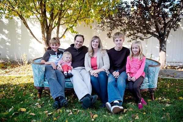 Boden family 2013