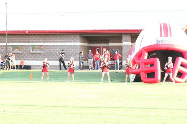 2017 West Texas High Varsity Football