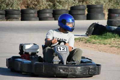 Badger Karting & Investiture
