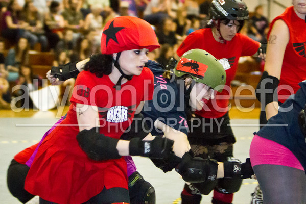 BERG Crescent Wenches vs RRRG