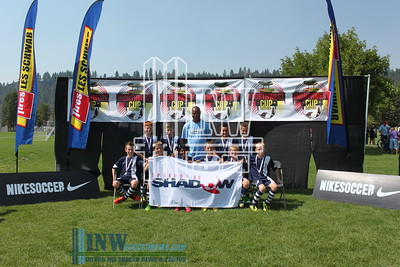 Northwest Cup 2015 Boys Day 3 Awards