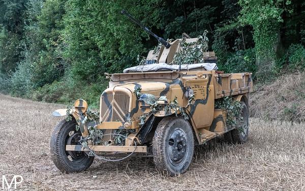 Citroen U23 Flak truck