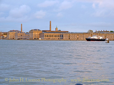 Royal William Victualling Yard - Plymouth