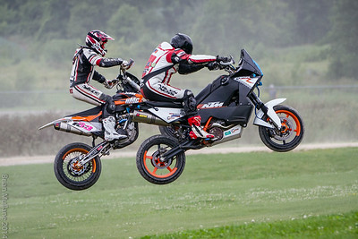 Supermoto and Hillclimb