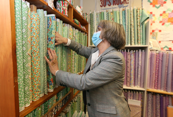 Townsend quilt fabric store 111720