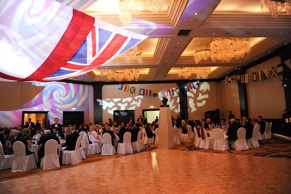 Trafalgar Ball - October 2010