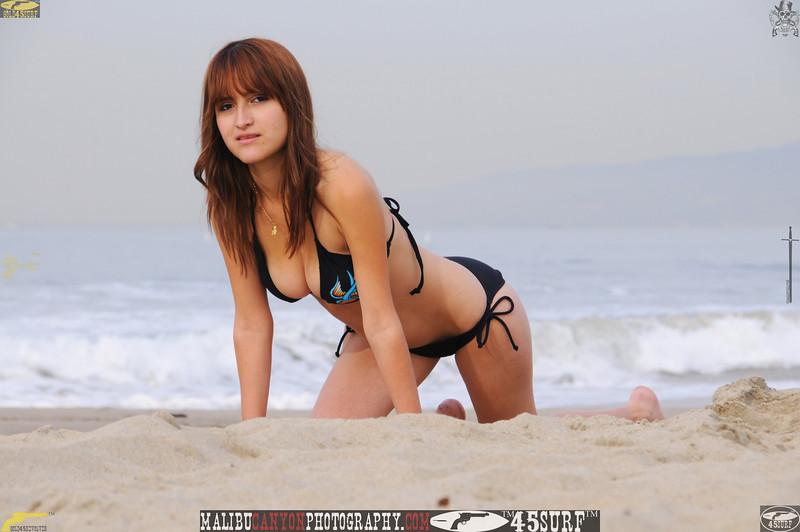 santa monica swimsuit bikini model 1416..00....