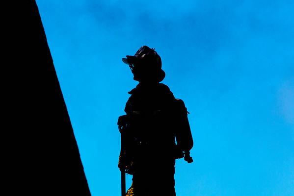 Alder Ln. Dwelling fire 8/29/10