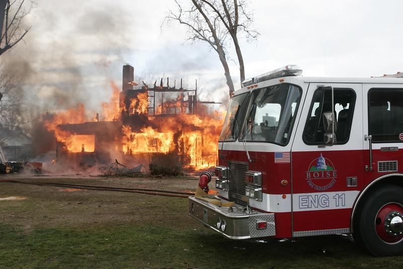 House Fire Boise IV