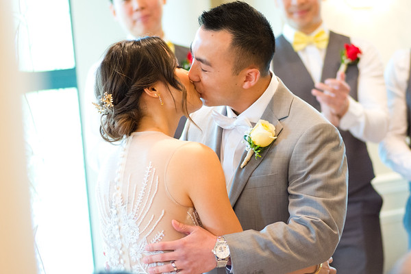 Lisa & Justin Dang Wedding