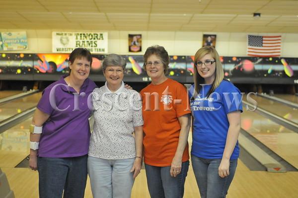 03-27-14 Sports Womens city league bowling  winners
