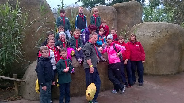 2016-09-25 Cub's 100th Birthday Party at Chester Zoo