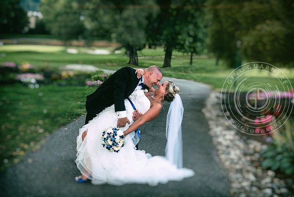 Wendi and Joe, Downingtown Country Club by Gino Guarnere Photography