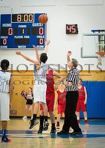 2016-17 Boys Middle School Basketball