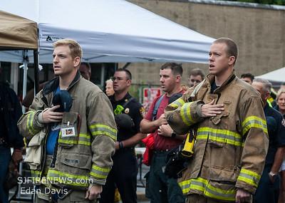09/23/2018, Bridgeton Fire Dept. 9/11 Memorial Stair Climb
