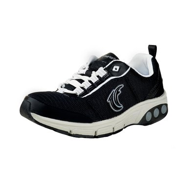 Black Therafit Women's Athletic Shoe
