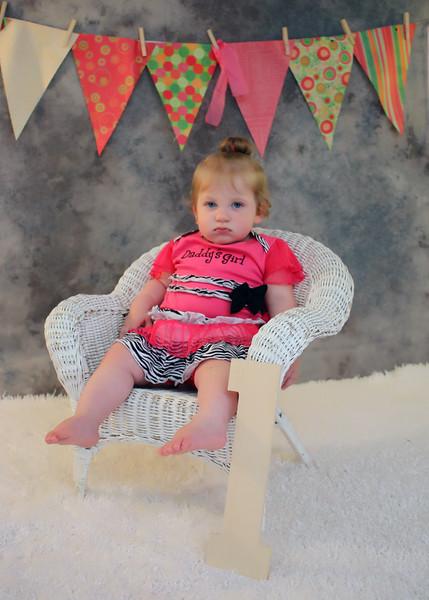 Jonni-Rhae turns 1      2016