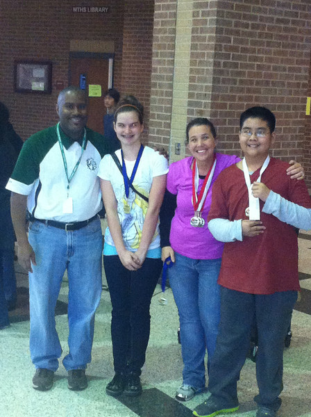 2013 Intermediate & Middle School Academic UIL Contest