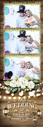 THE WEDDING OF KARA & BILL