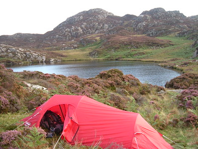20050918 - Wild Camping in the Moelwyns