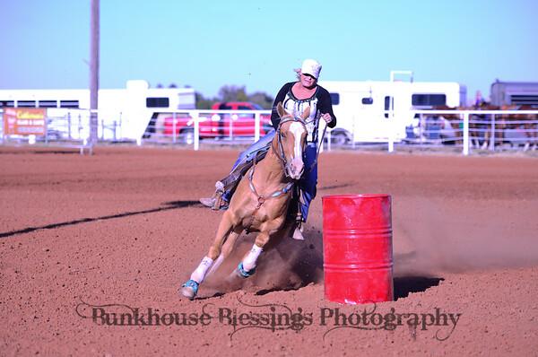 ~ 2013 Queens Barrel Race ~ 10-12-13