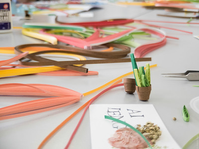 ShareD Skills - Paper Quilling