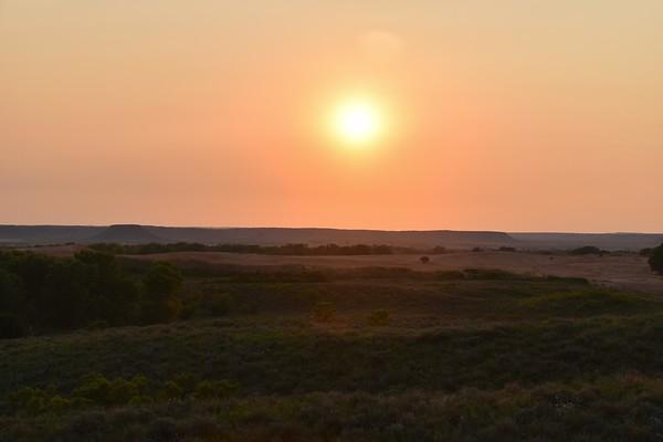 2017/09 - Little Sahara State Park