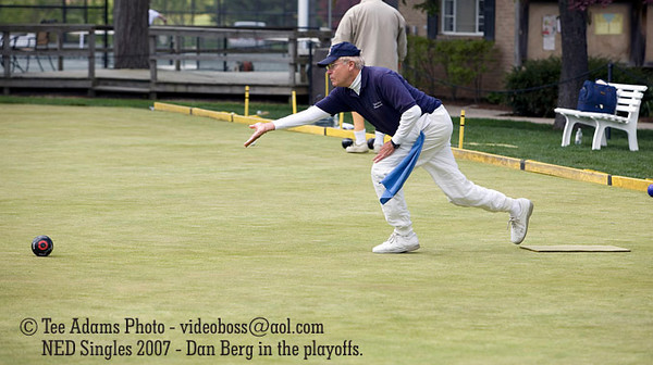 NED Singles 2007 @ DuPont LBC