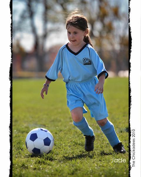 Chickadees Soccer