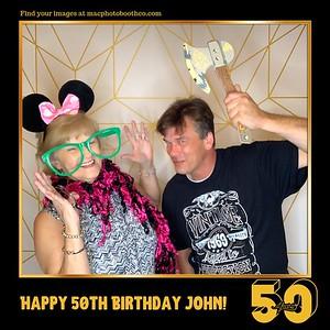 John's 50th Birthday September 28, 2019