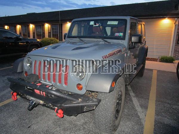 2021 Jeeps R Us @ Lancaster Brewing Company