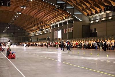 Campionati Italiani Indoor Arco Nudo 2021 - Rimini - 11 Marzo-