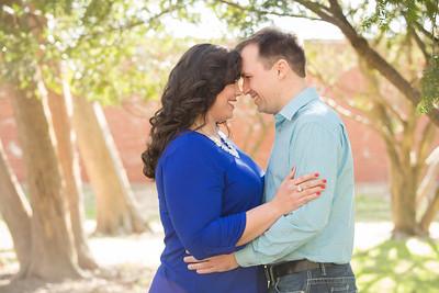 David & Chelsey Engaged 4.4.15