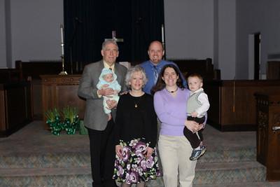 Easter in Franklin - 2008