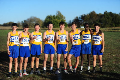 IHS Cross Country at Pioneer Lg Mt. 10-15-20