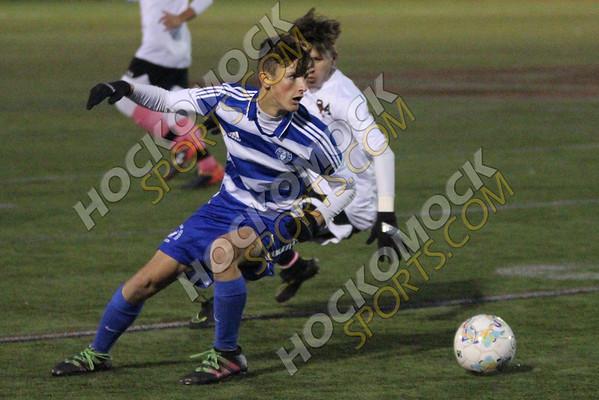 Oliver Ames-Attleboro Boys Soccer - 10-22-16