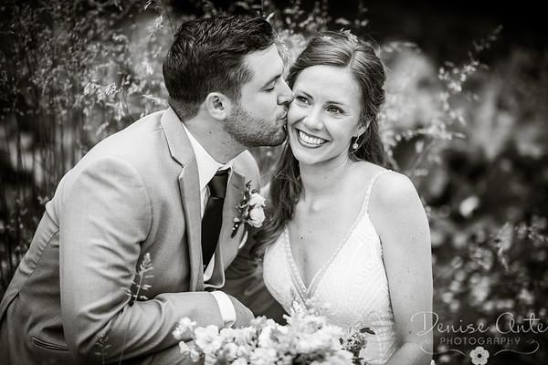 Krista and Drew's Wedding Day 2020