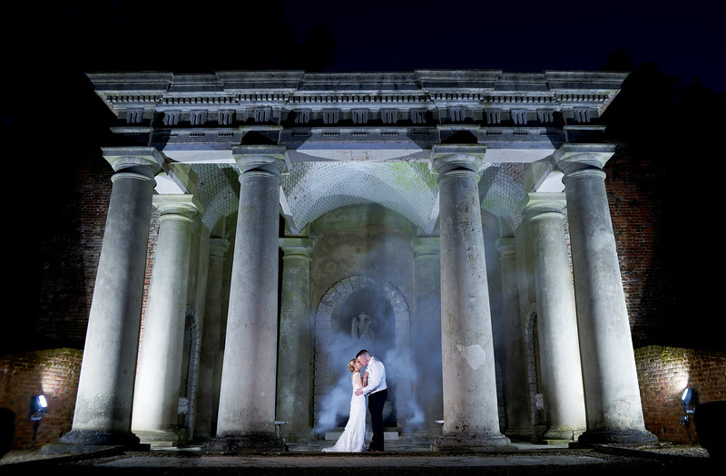 Nicola & Alex - Wotton House - Dorking - Surrey