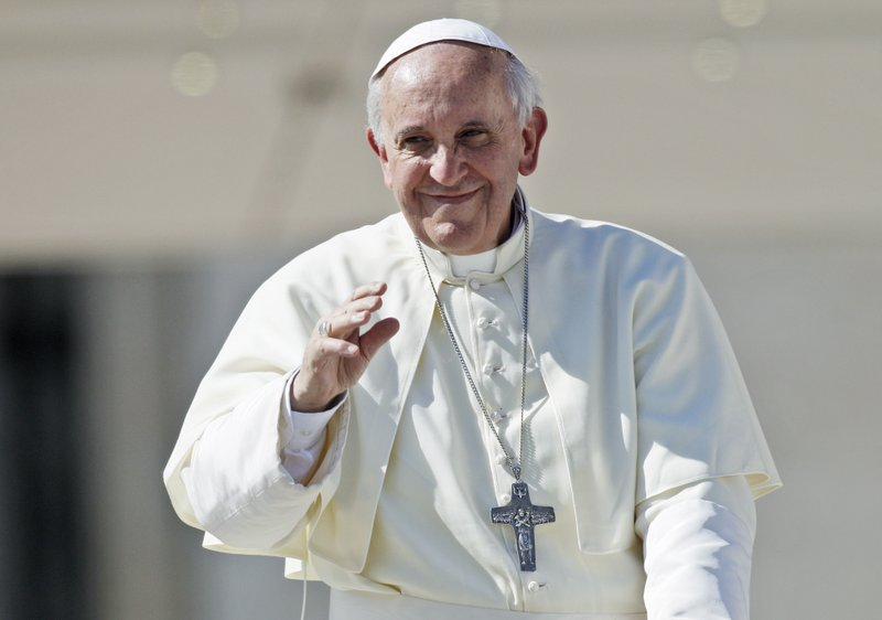 ". <p>10. (tie) THE VATICAN <p>You�d think THEY would know how to spell Jesus, for Christ�s sake. (previous ranking: unranked) <p><b><a href=\'http://www.cbsnews.com/8301-202_162-57606961/vatican-recalls-pope-francis-medals-after-jesus-name-misspelled/\' target=""_blank\""> HUH?</a></b> <p>    (AP Photo/Andrew Medichini)"