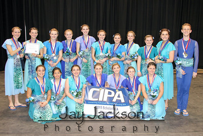 WCU - CIPA Finals - Varsity - Awards