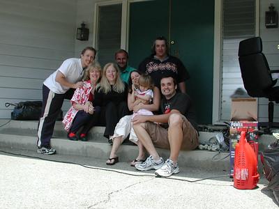 Mom's House Goodbye - June 20, 2004