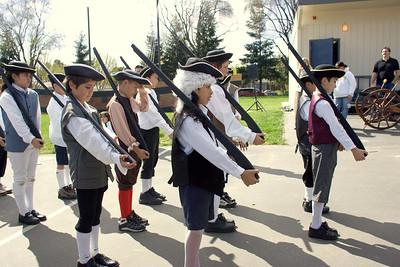 Regiments and Artillery