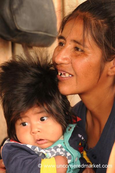 Great Hair - Tarija, Bolivia