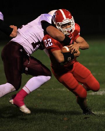 Newton vs Lenape Valley Varsity Football